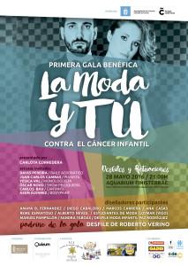 Cartel La Moda y Tu.cdr