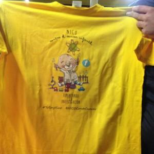 Camiseta (10€niño/12€adulto)